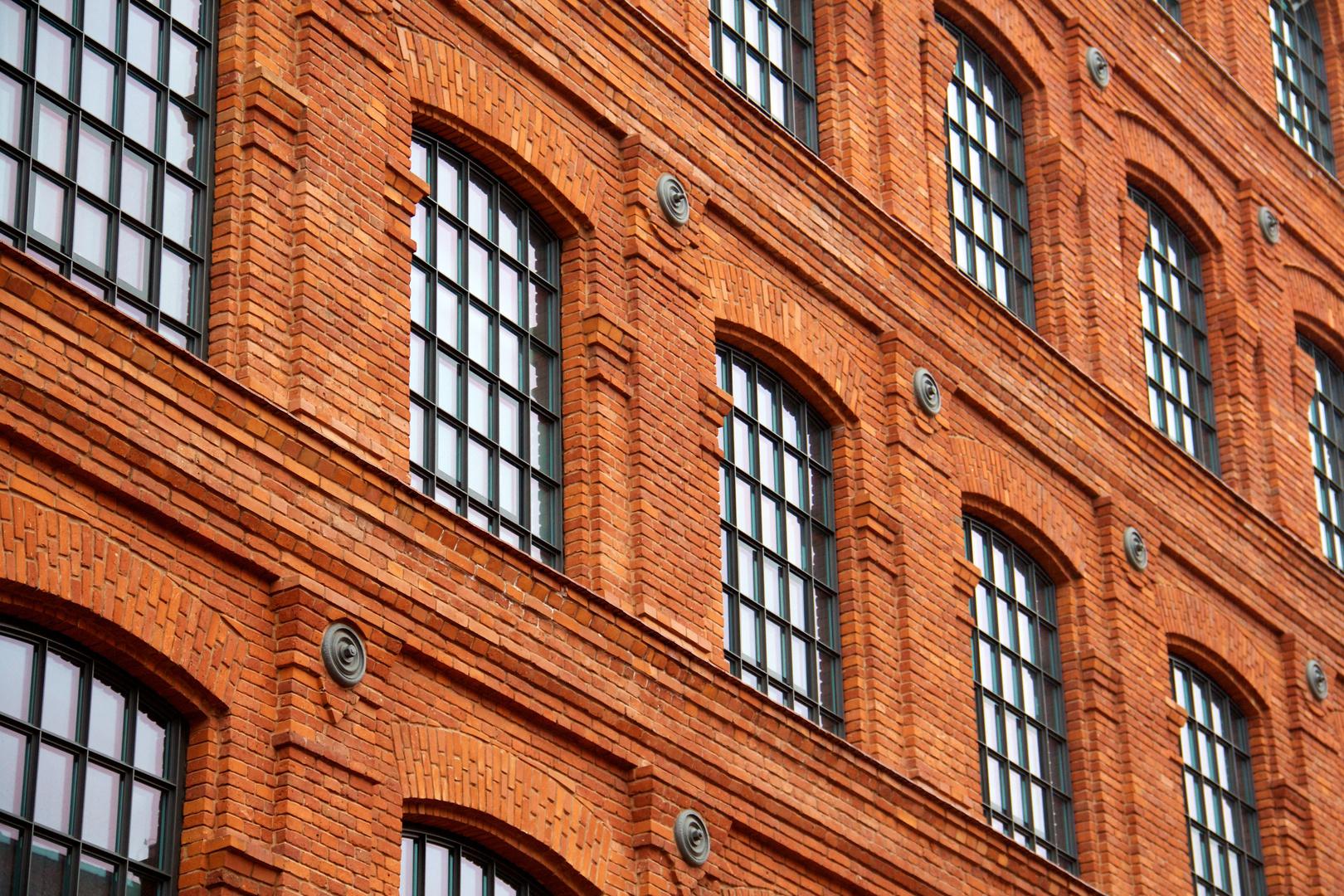 Lodz - Manufaktura - Fassade