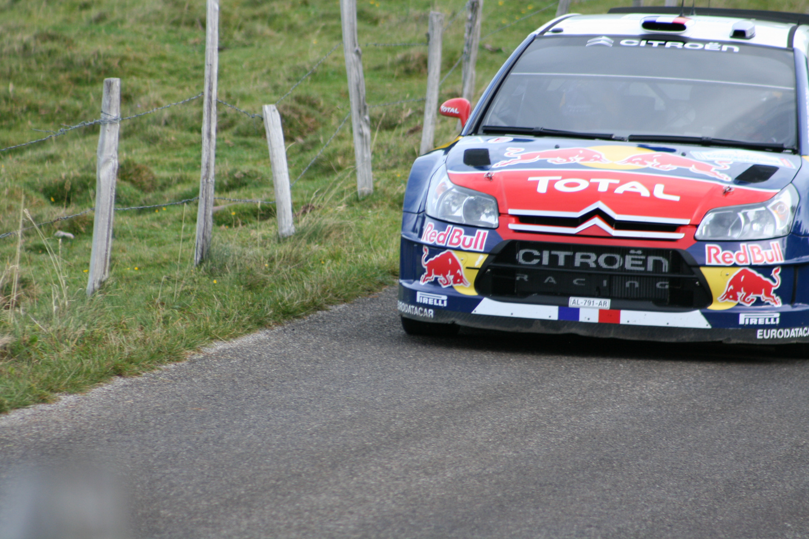 loeb petit ballon alsace WRC