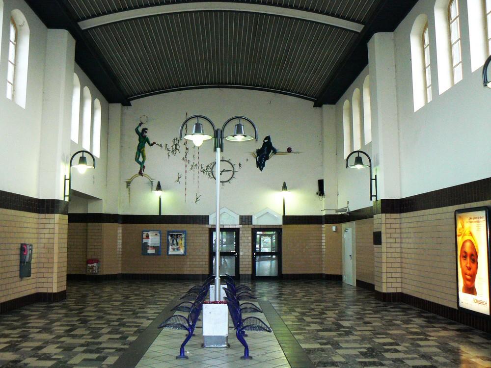 Bahnhof Löhne löhne bahnhof foto bild architektur bahnhöfe gleise