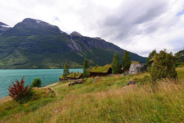 Loenvatn Norwegen