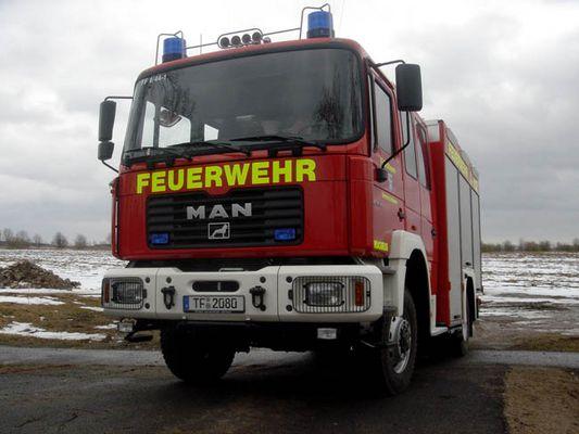 Löschgruppenfahrzeug 16/12 FFG