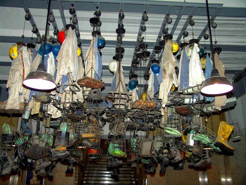 Lösungsfoto zum Bilderrätsel : Bergbaumuseum Bochum
