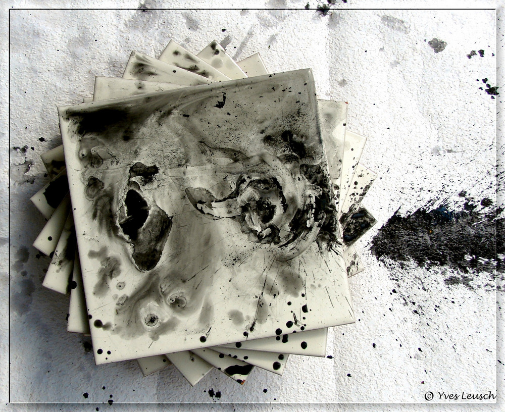 L'oeuvre au noir...la voie de l'alchime.