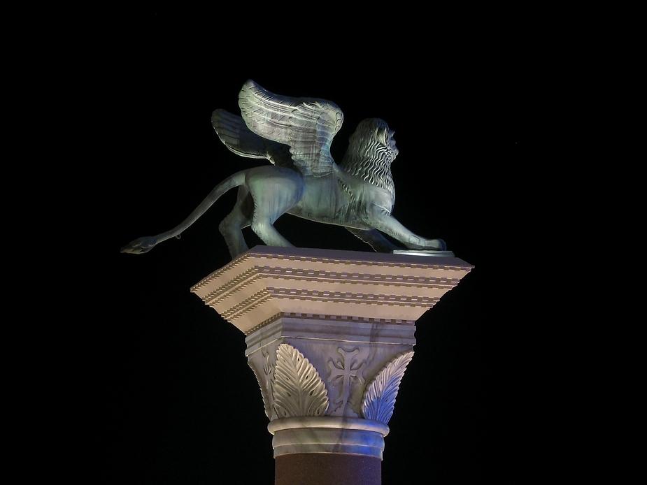Löwe von St.Markus