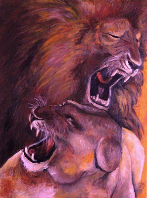 Löwenakt