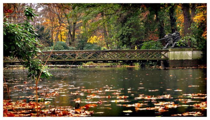 löwenbrücke, tiergarten, berlin