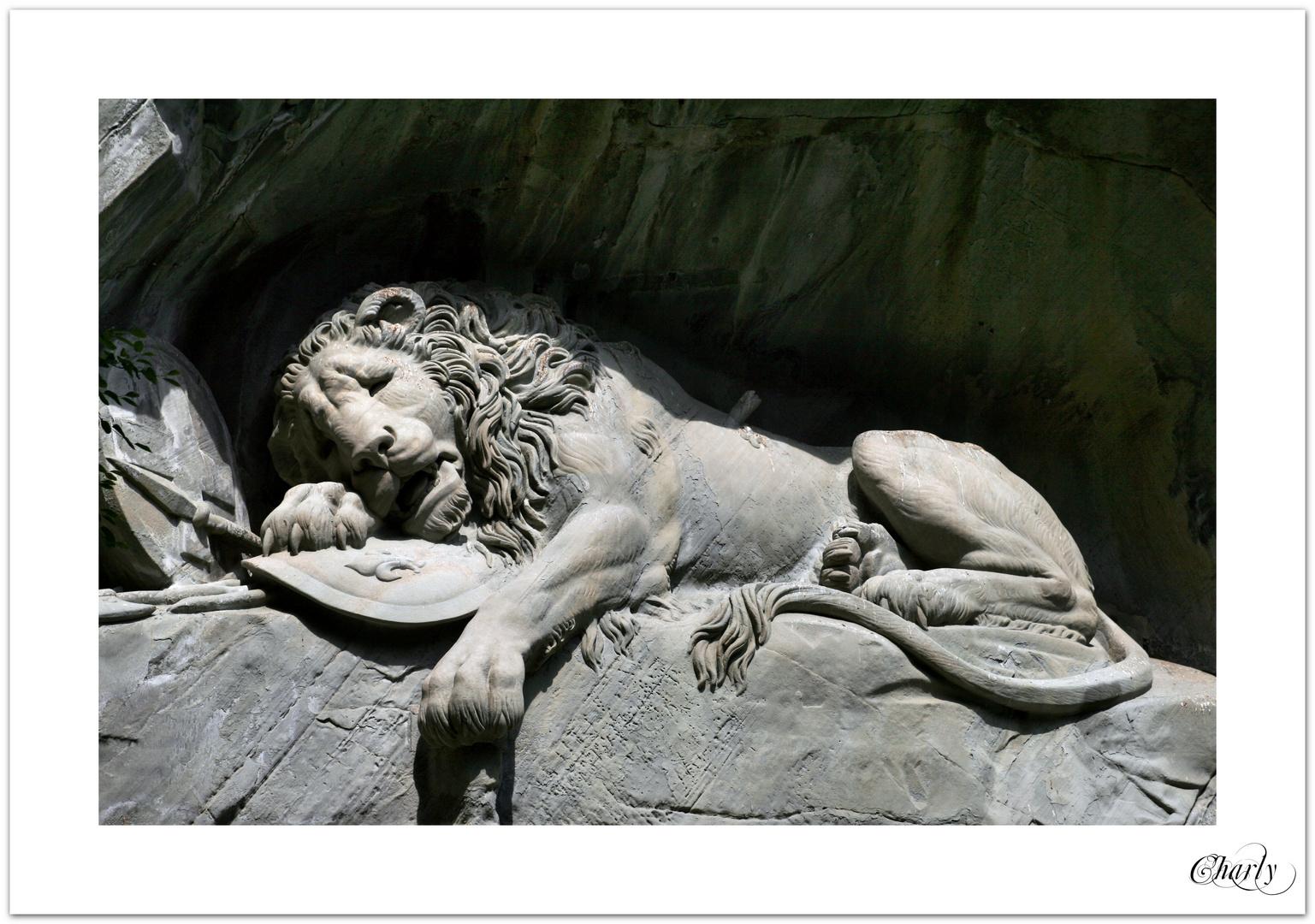 Löwendenkmal / Luzern