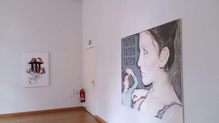 Löwenpalais Berlin Woeske Gallery 2014 Stiftung-Starke ArtSummer