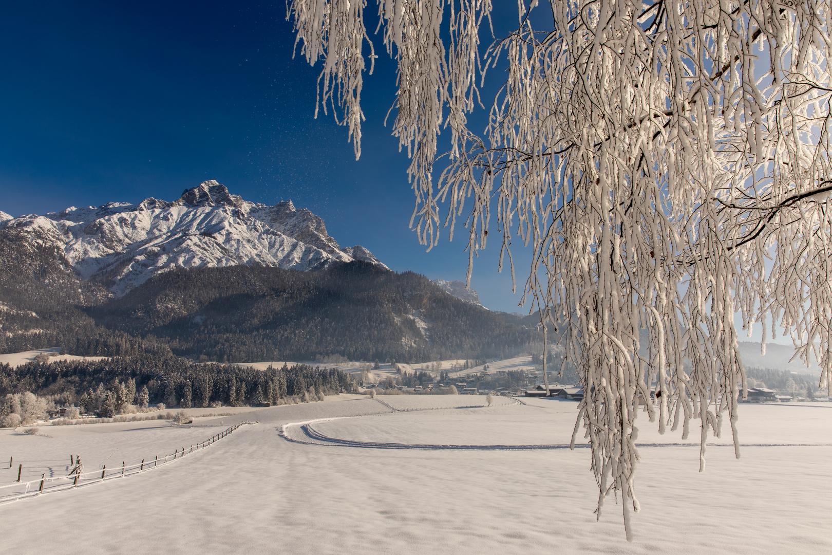 Lofer Winterland