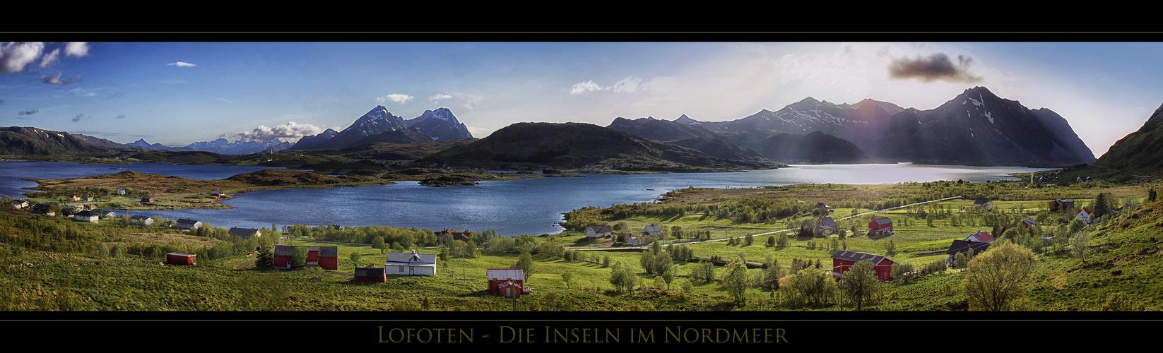 Lofoten - Die Inseln im Nordmeer
