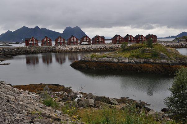 Lofoten Irelands, Norway