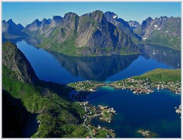 Lofoten and Vesteralen