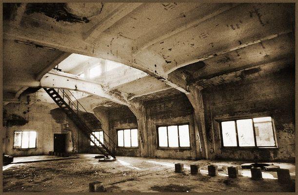 Loft-Wohnung