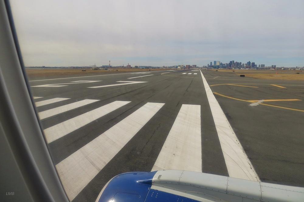 Logan AP, Runway 27
