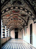 Loggia a S. Maria del Castello - Ge