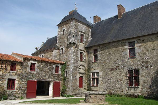 Logis de La Chaboterie (Vendée)
