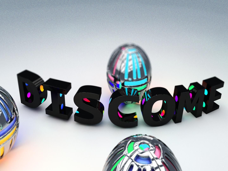 Logo Discome