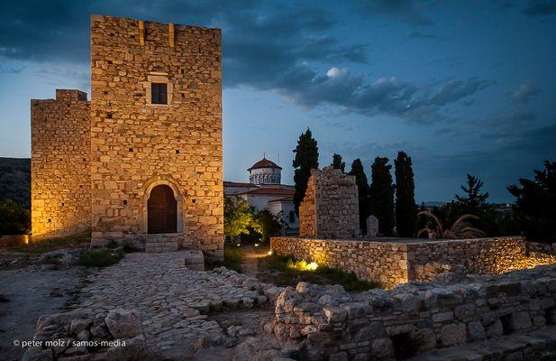 Logothetis castle - Samos