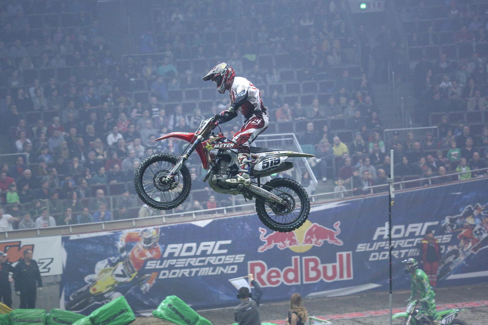 Loic Rombout, 31. ADAC Supercross 2014