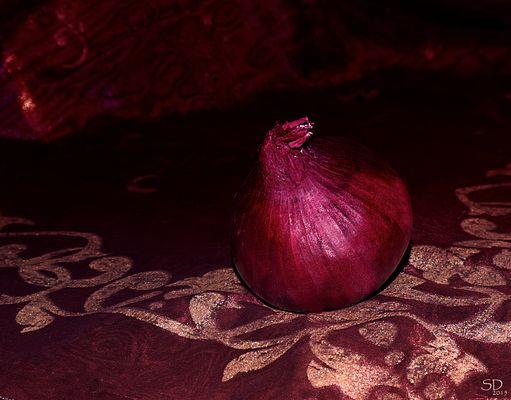 L'oignon rouge