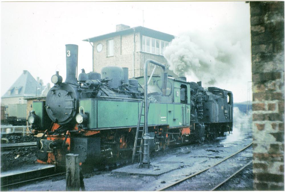 Lok 13 in Wernigerode