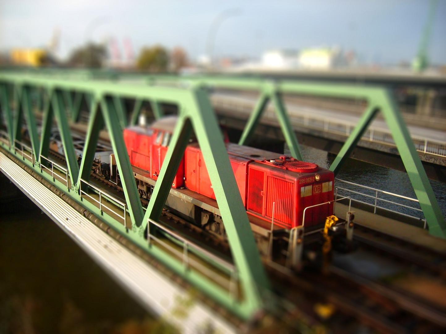Lok in Hamburg