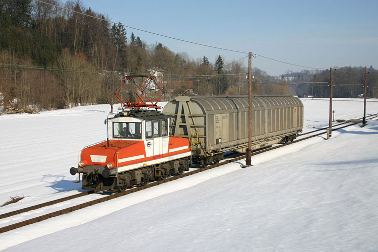 Lokalbahnidylle