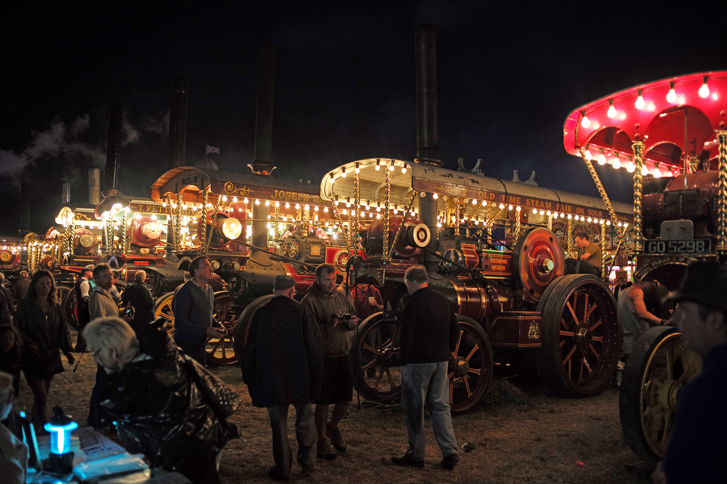 Lokomobil oder Steam Tractor