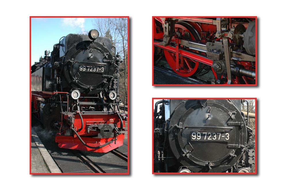 Lokomotive für Michel