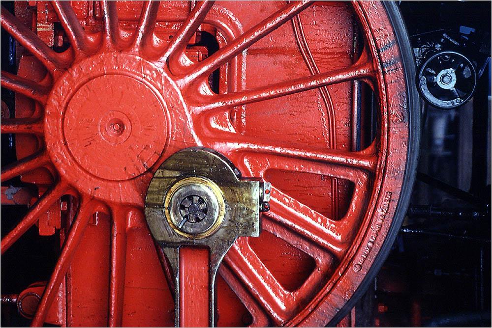 Lokrad-Detail