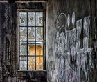 Lokschuppen - das Fenster