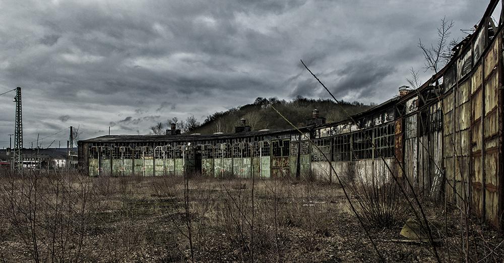 Lokschuppen Dillenburg - Rondell