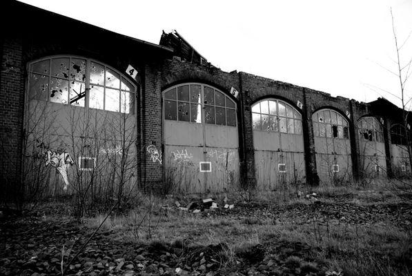 Lokschuppen in Delmenhorst