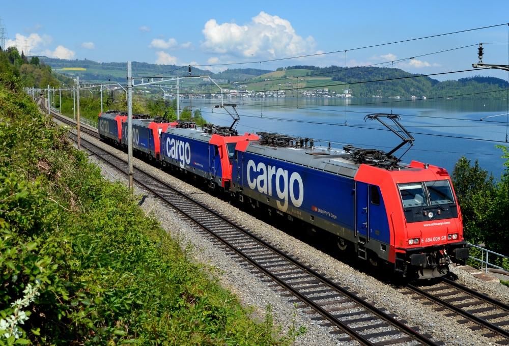 Lokzug Cargo