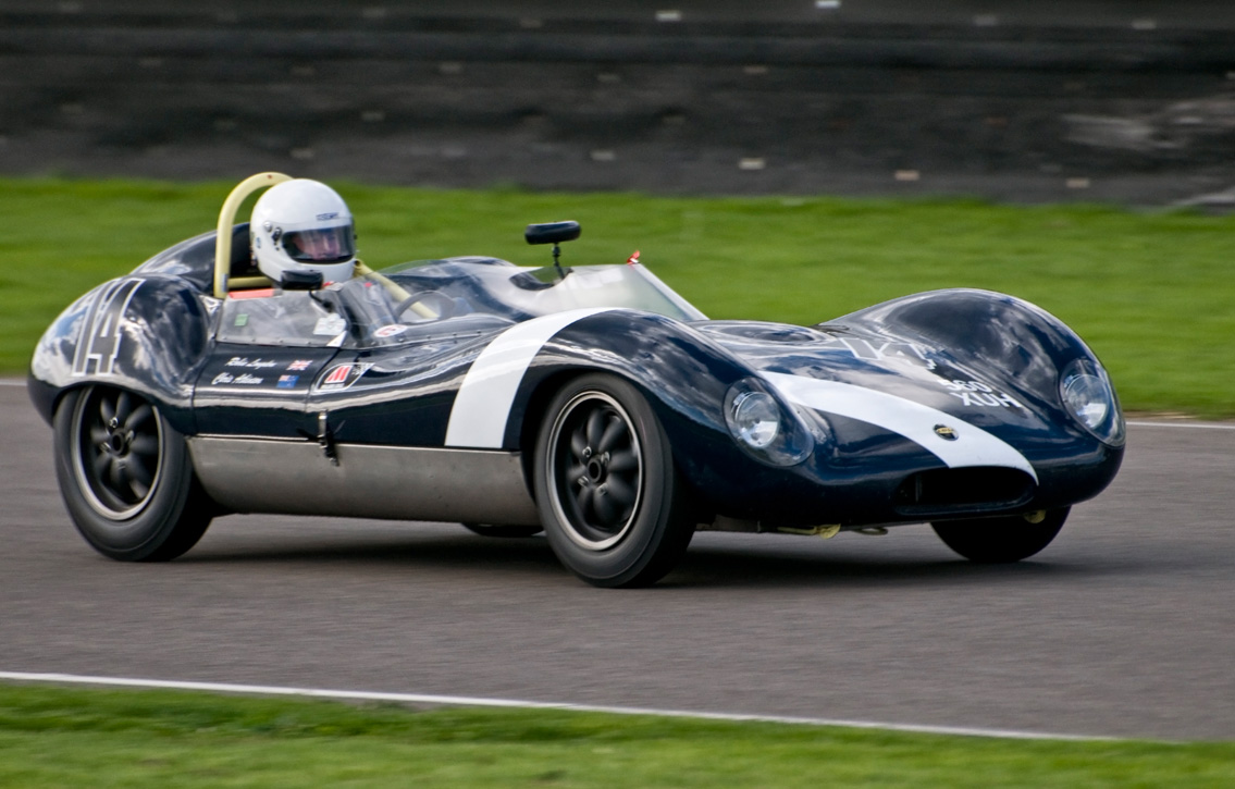 Lola - Climax Mk I - Madgwick Cup Goodwood