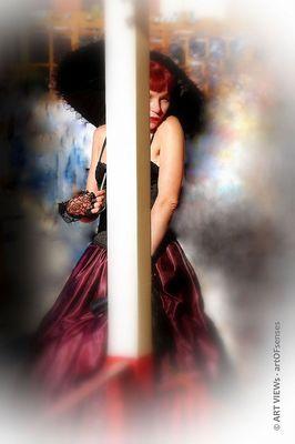 """""""Lola Montez"""" auf der WIESN 2011"""