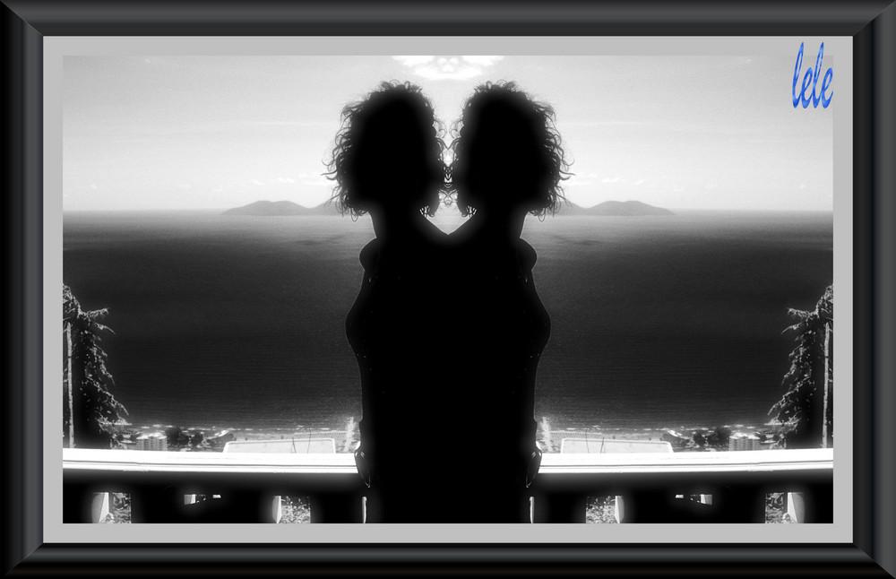L'ombra dello specchio