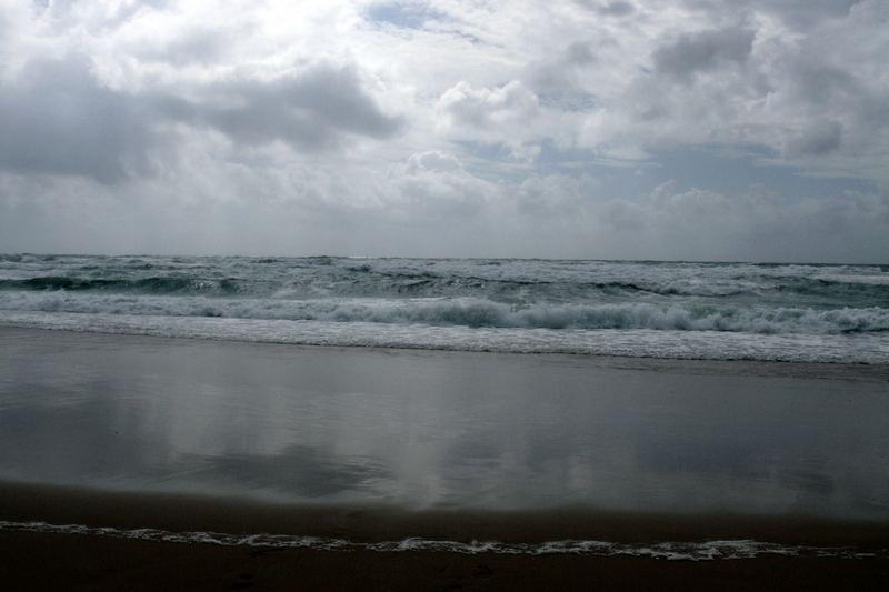 L'ombre de l'océan