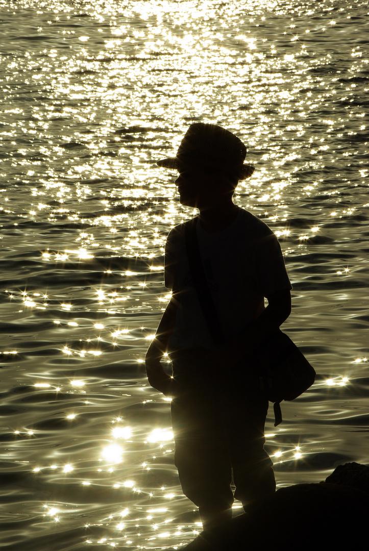 L'ombre de Mon Soleil.....