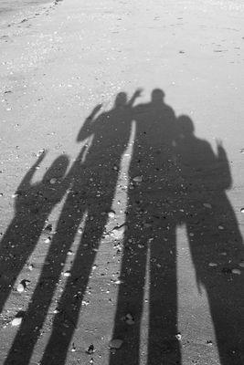L'ombre de soi même !