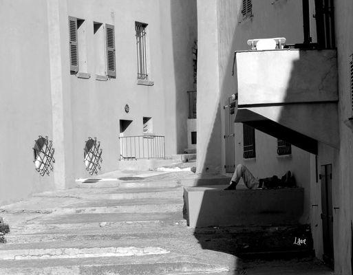 L'ombre de St. Tropez