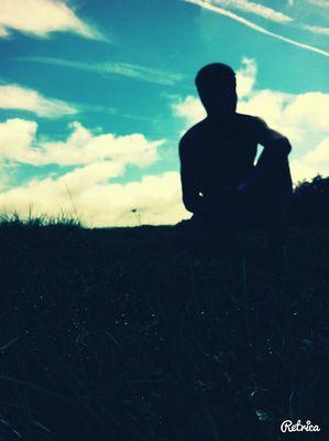 L'ombre du ciel...