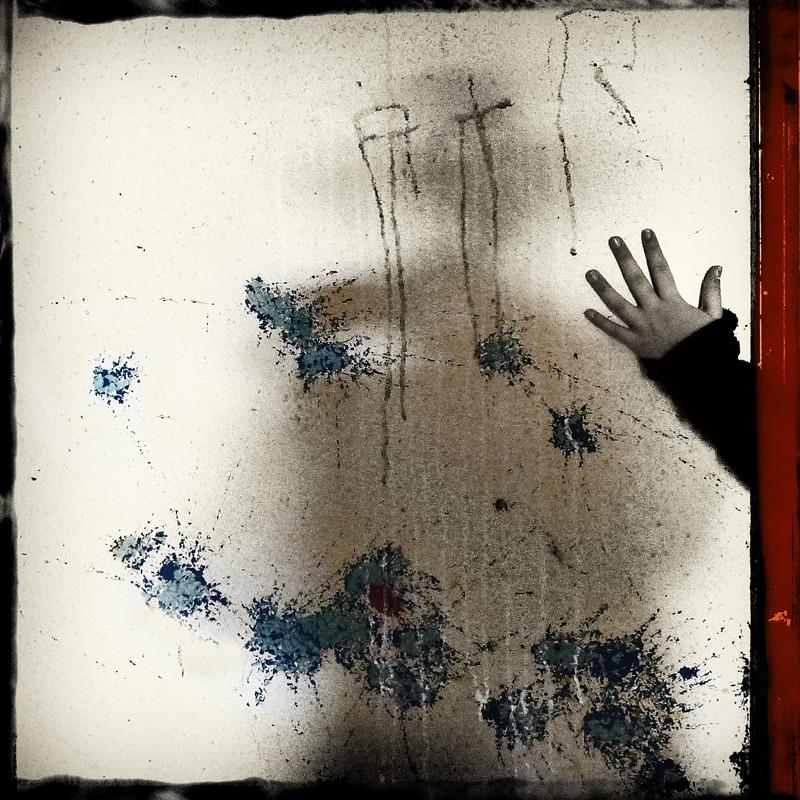 l'ombre et la main