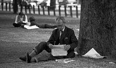 London 1970 - Eindrücke eines Abiturienten (2)