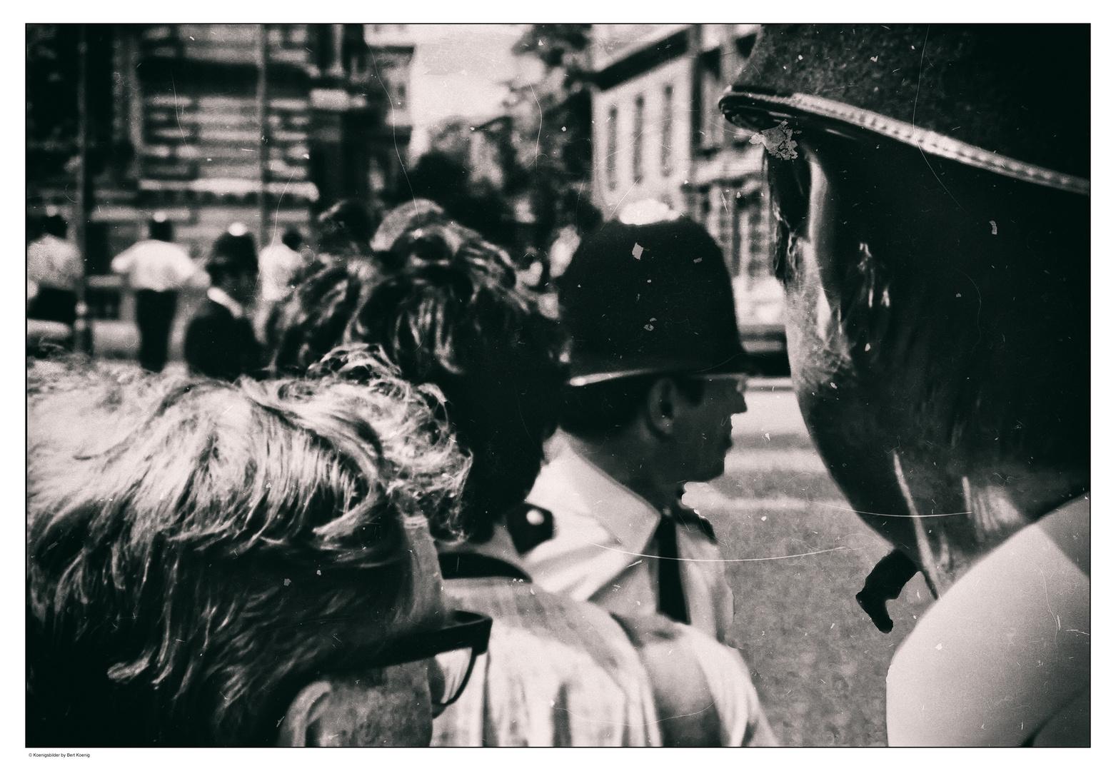 London 1982 - Heute ist Staatsbesuch