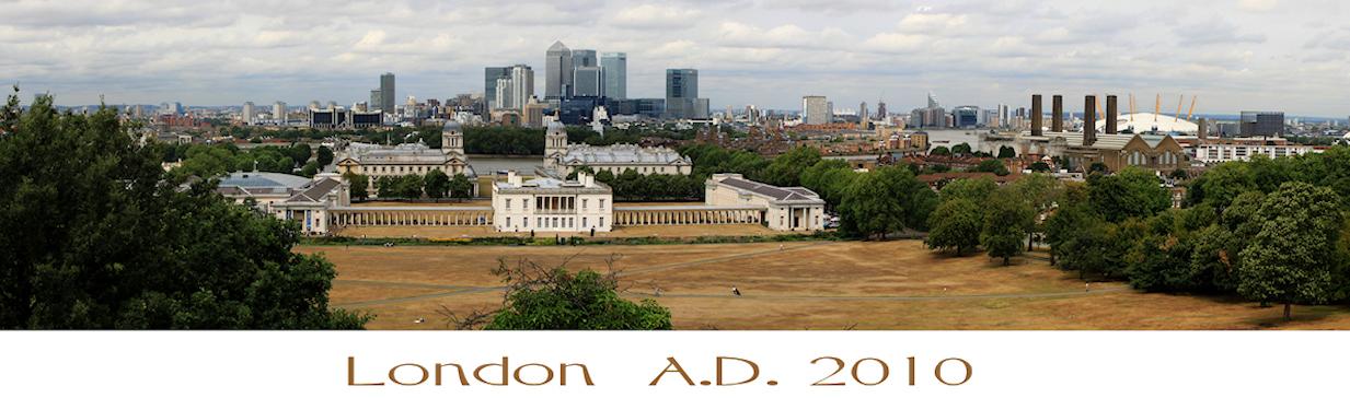 London A.D. 2010 (Panorama)