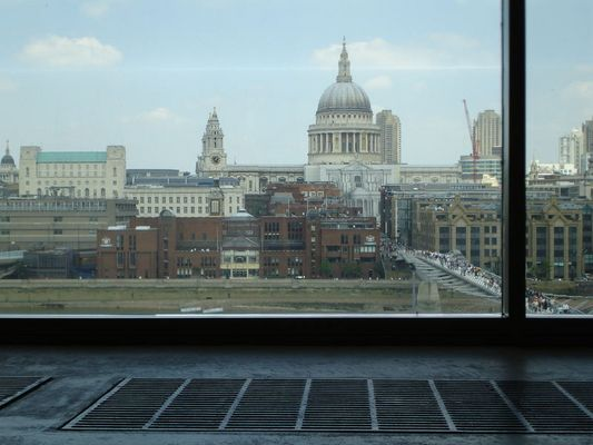 London aus der Tate