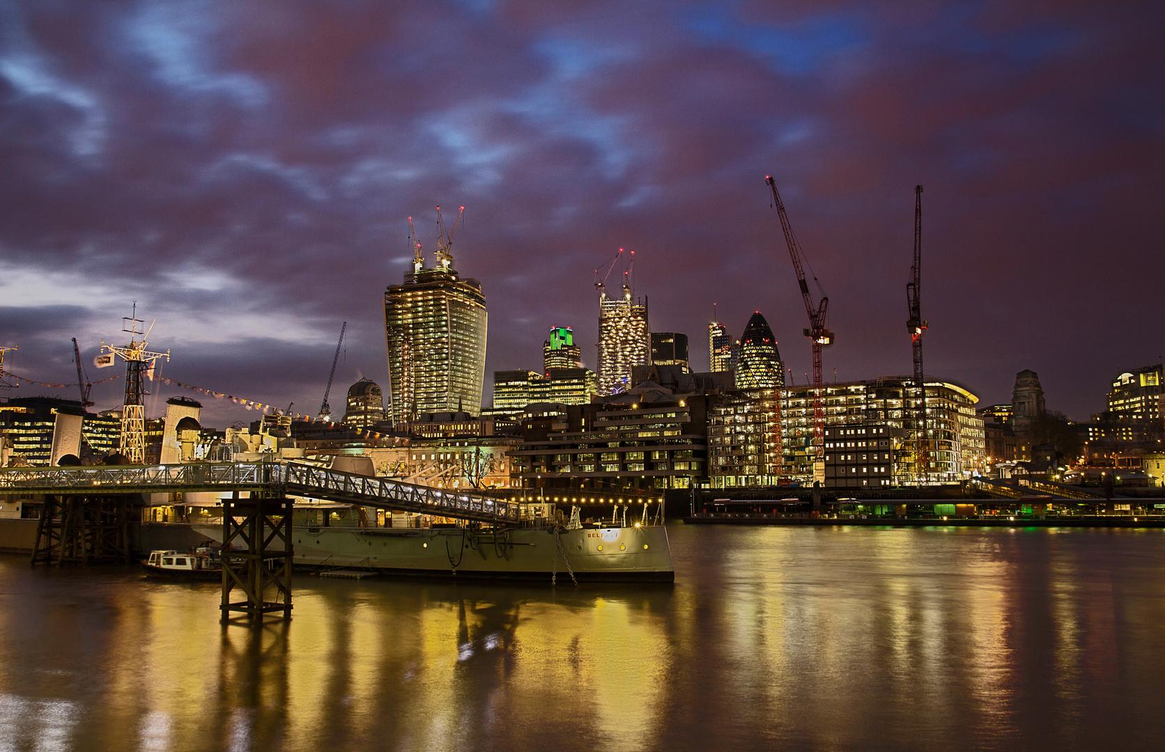London Bridge Pier