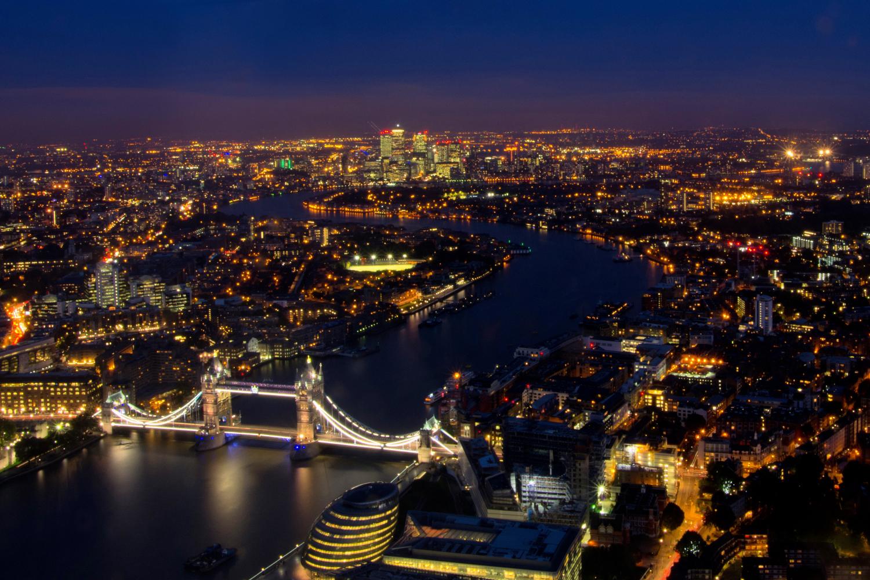 London by Night!