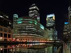 London - Canary Wharf ....by night